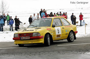 Grübl/Wallner - Ford Escort MKII