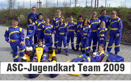 Jugendkart -Team ASC-Tiefenbach
