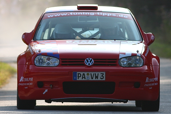 Niederbayern Rallye 2008